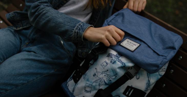 Mestský batoh Burton