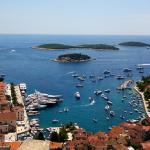 5 najväčších ostrovov Chorvátska