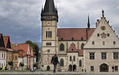 Bardejov – krásne historické mesto v Prešovskom kraji