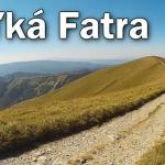 Túra do Veľkej Fatry, VIDEO v článku