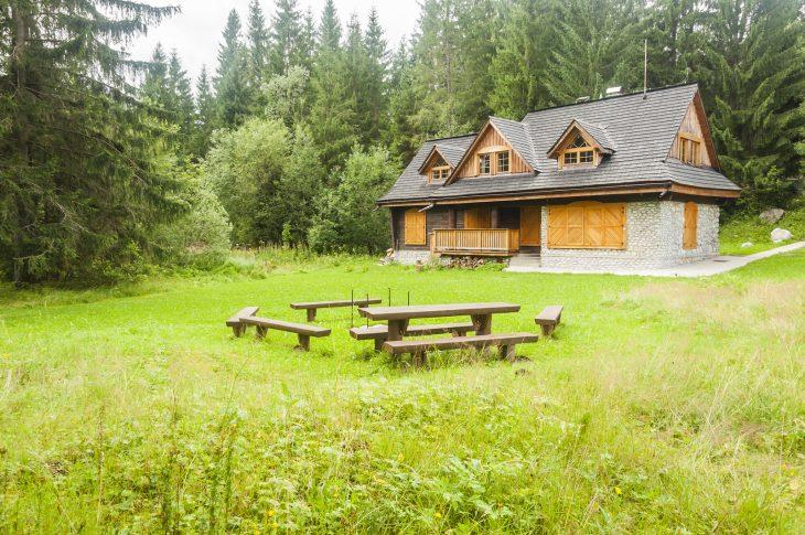 chata na slovensku
